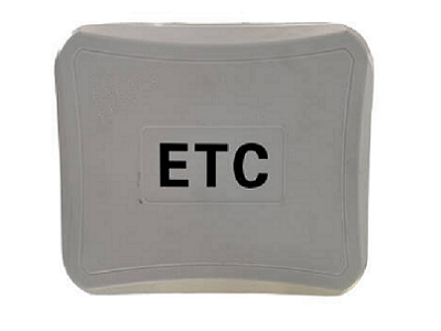 ETC microwave antenna
